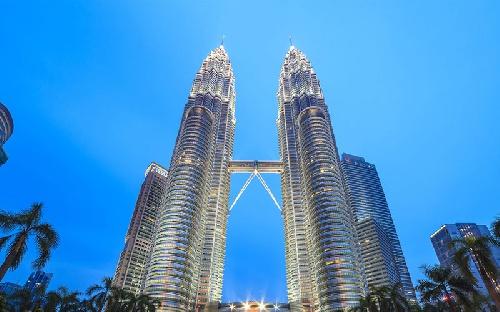 1964081 مدل سه بعدی برج های دوقلوی پتروناس مالزی (تری دی اس مکس)